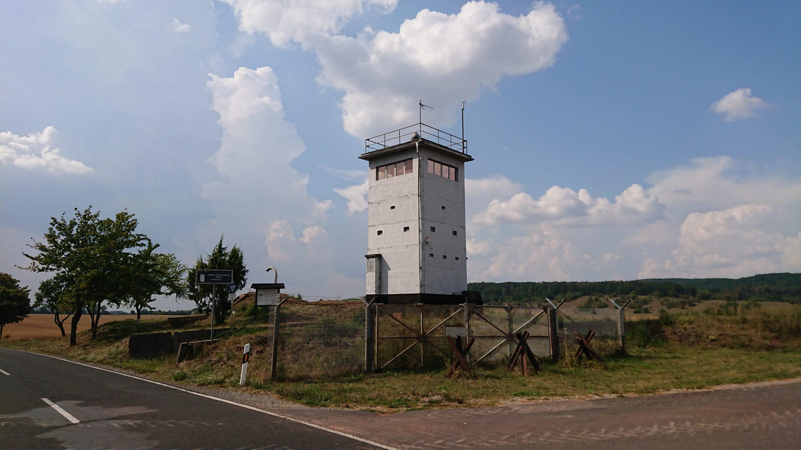 Grenzanlage